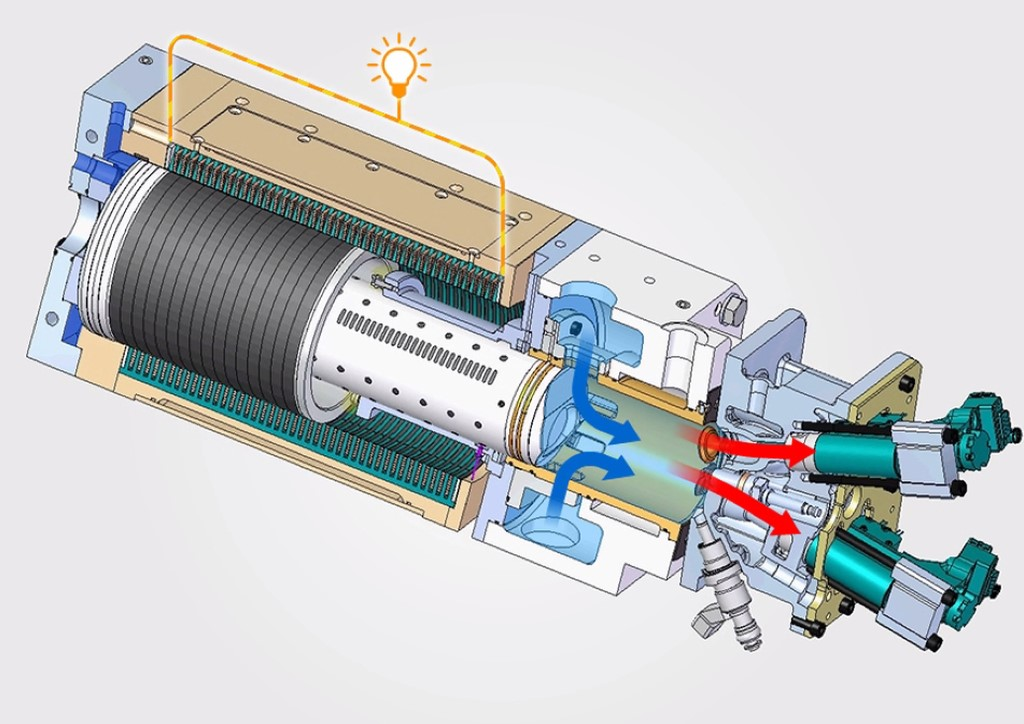 Toyota Describes Combustion Engine That Generates Electricity Directly
