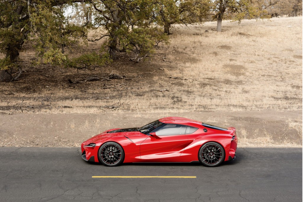 Toyota Ft 1 Concept Will Spawn New Supra Report