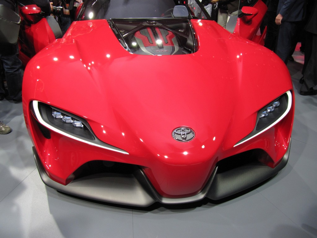 Official: Toyota FT 1 Concept / First New Supra Prototype Spotted!   Page  13   Scion FR S Forum | Subaru BRZ Forum | Toyota 86 GT 86 Forum | AS1  Forum   ...