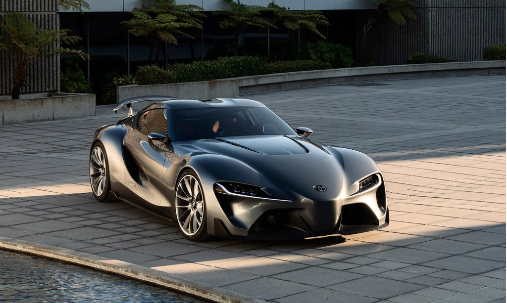 Toyota Ft1 Price >> Toyota Ft1 Other Marques Vwroc Vw R Owners Club