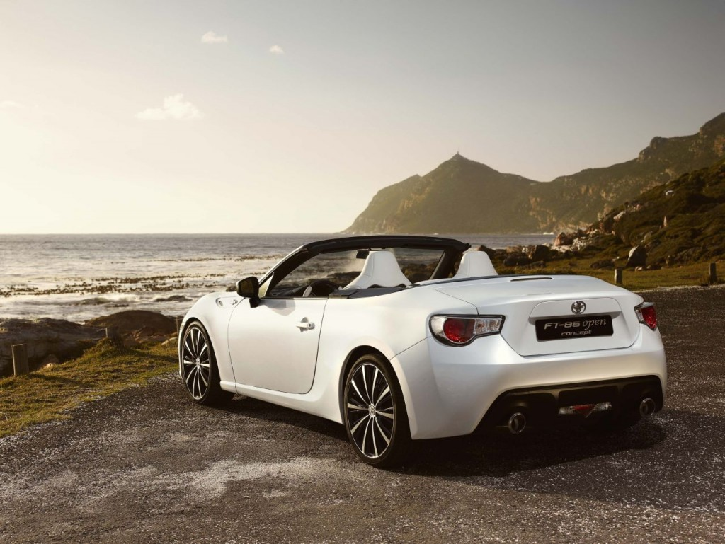 Lexus Convertible 2017 >> Toyota Unlikely To Launch Convertible Scion FR-S/GT 86: Report