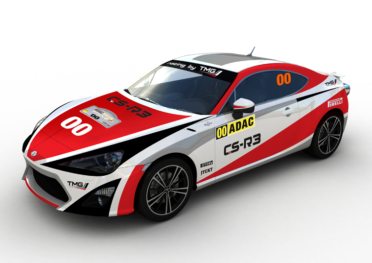 Toyota Gt86 Cs R3 Rally Car To Make Wrc Debut In Germany