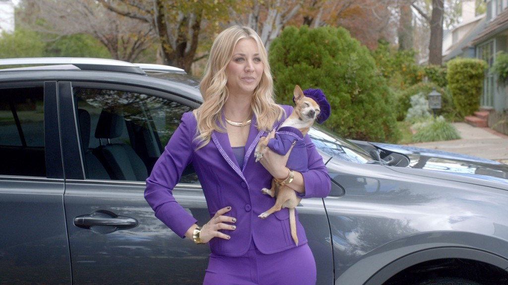 Rav4 For Sale Near Me >> Image: Toyota RAV4 commercial featuring Kaley Cuoco, size ...