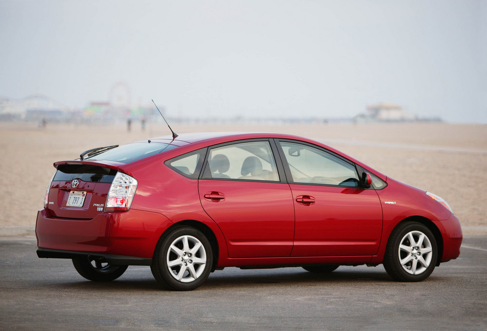 2007 Toyota Prius Pictures Photos Gallery Motorauthority