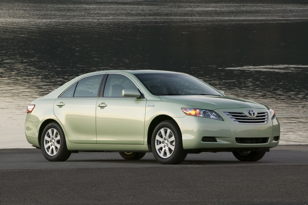2009 toyota camry hybrid pictures photos gallery green car reports. Black Bedroom Furniture Sets. Home Design Ideas