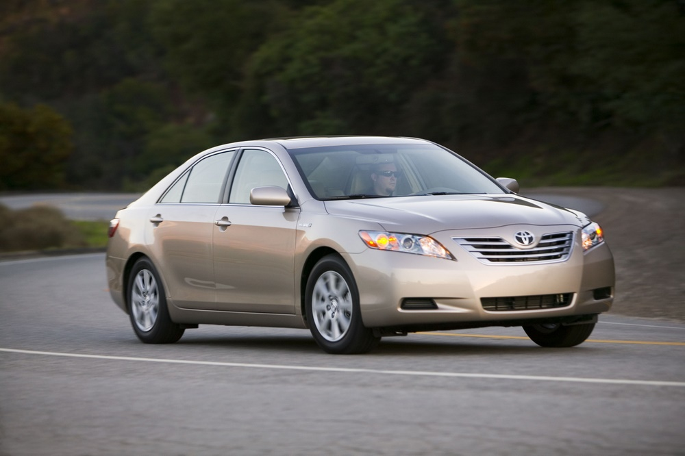 2009 toyota camry hybrid pictures photos gallery motorauthority. Black Bedroom Furniture Sets. Home Design Ideas