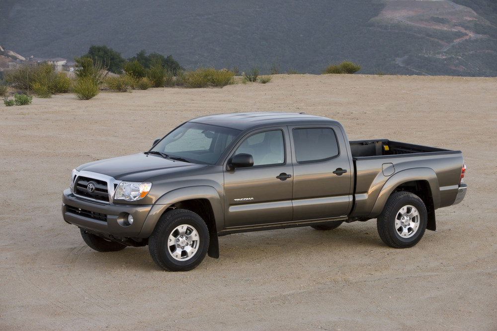 Tacoma Double Cab Long Bed Length