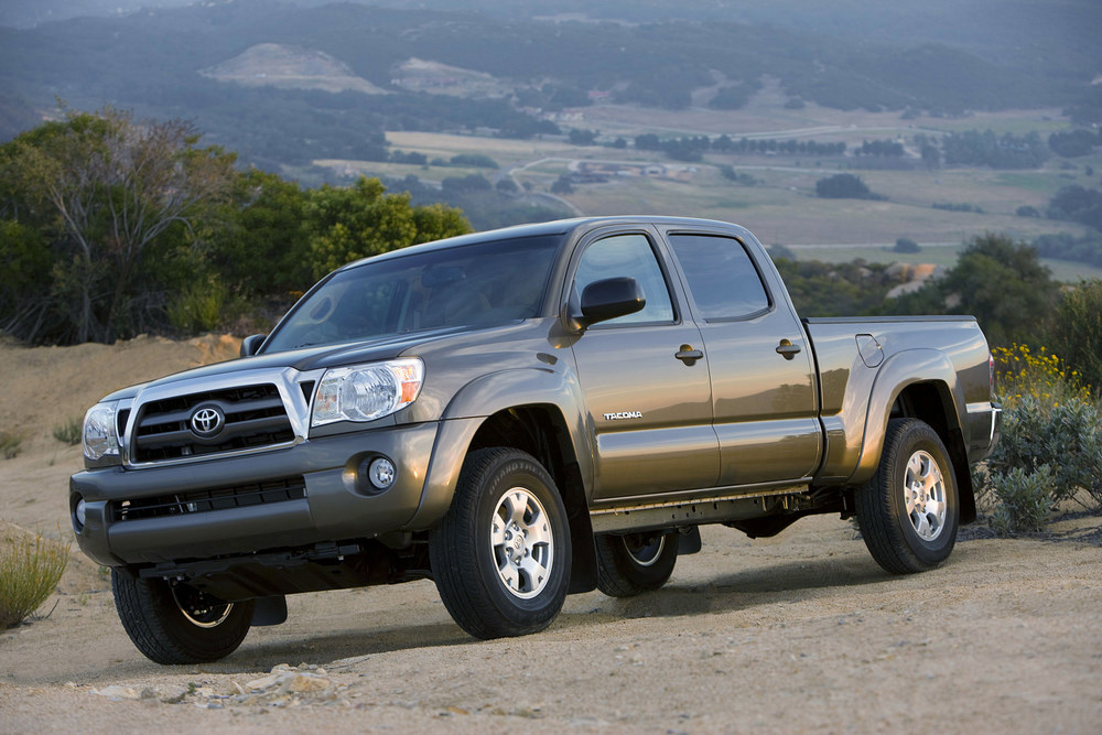 2005 2009 toyota tacoma recalled for potential airbag issue. Black Bedroom Furniture Sets. Home Design Ideas
