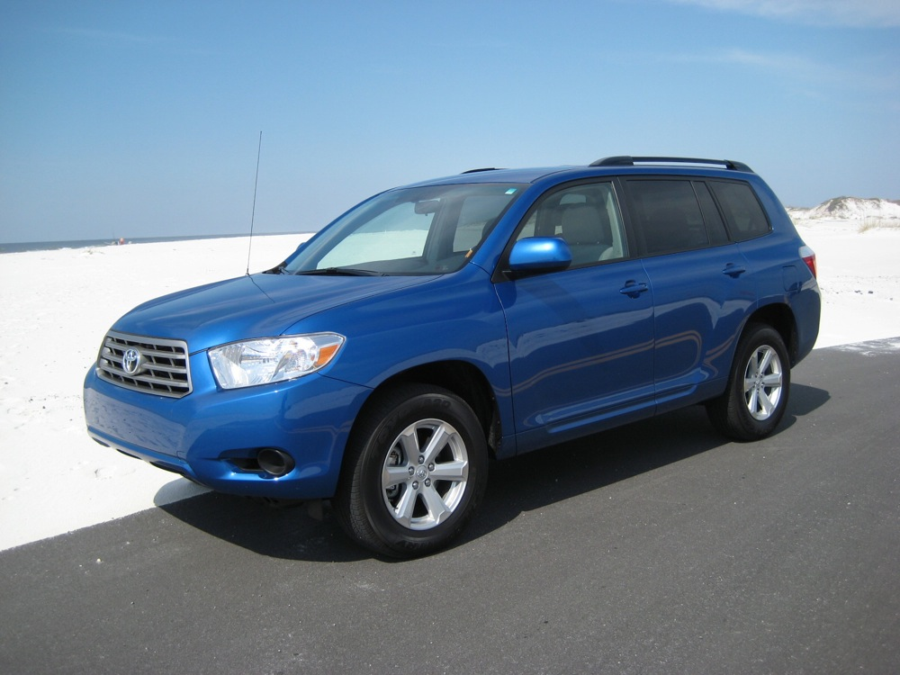 2009 Toyota Highlander Pictures Photos Gallery