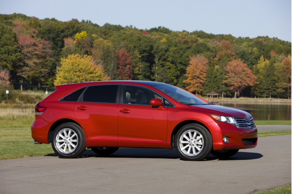 2010 Toyota Venza Pictures Photos Gallery Motorauthority