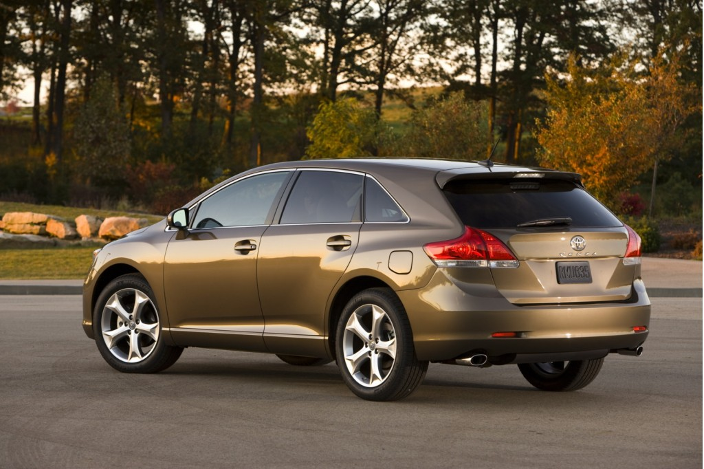 2010 Toyota Venza Pictures Photos Gallery The Car Connection