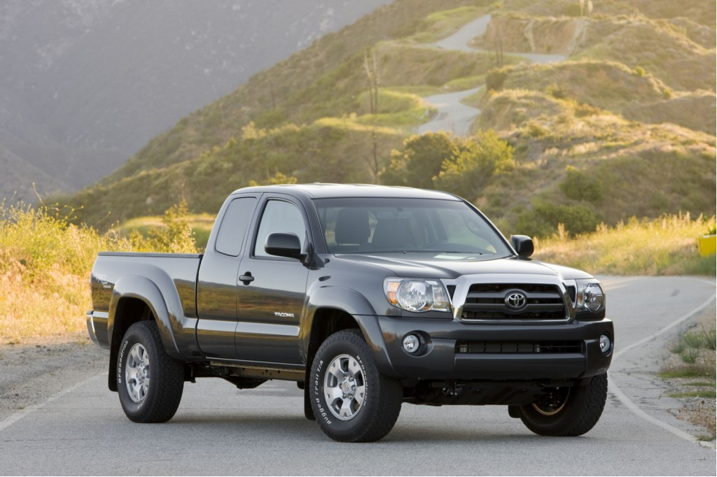 2010 toyota tacoma 4wd trucks recalled for driveshaft issue. Black Bedroom Furniture Sets. Home Design Ideas