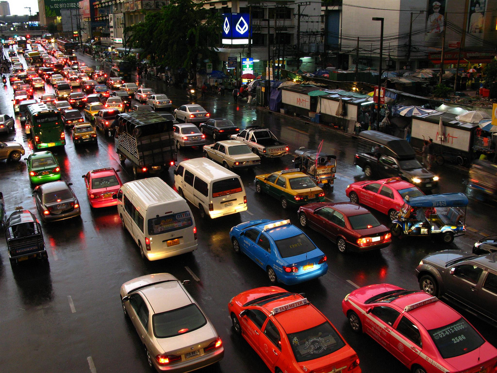 The Worst Cities In The World For Rush Hour Traffic Traffic