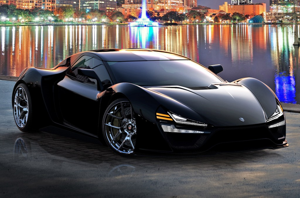America S Trion Rolls Out Concept For Hp Nemesis Supercar