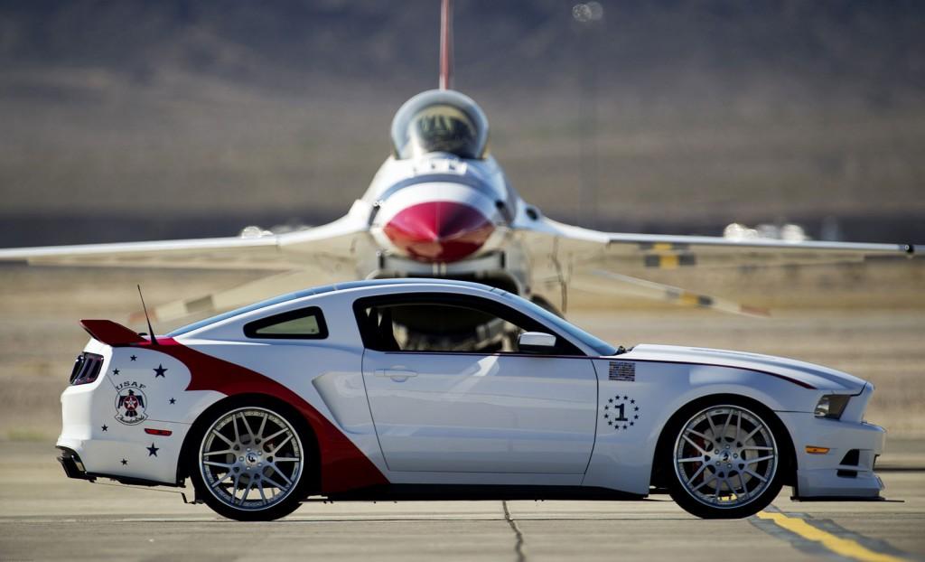 2014 Ford Mustang GT Silver