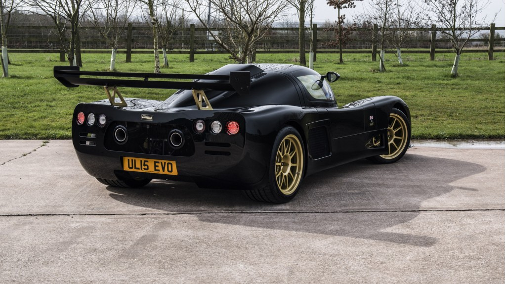 U K S Ultima Replaces Gtr Supercar With New Evolution Coupe
