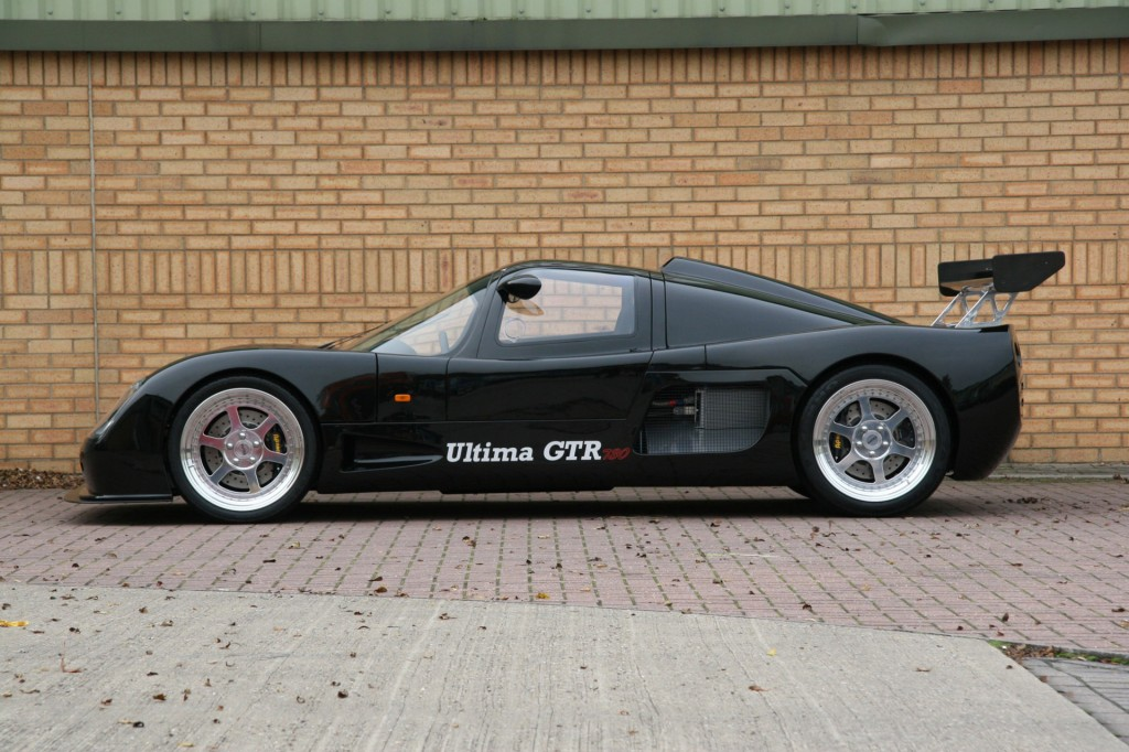 Ultima Makes It Easy To Build Your Own Gtr Supercar