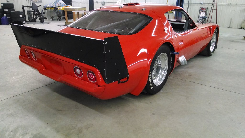 Incredible Ver Mulm Camaro Is Coming To An Autocross