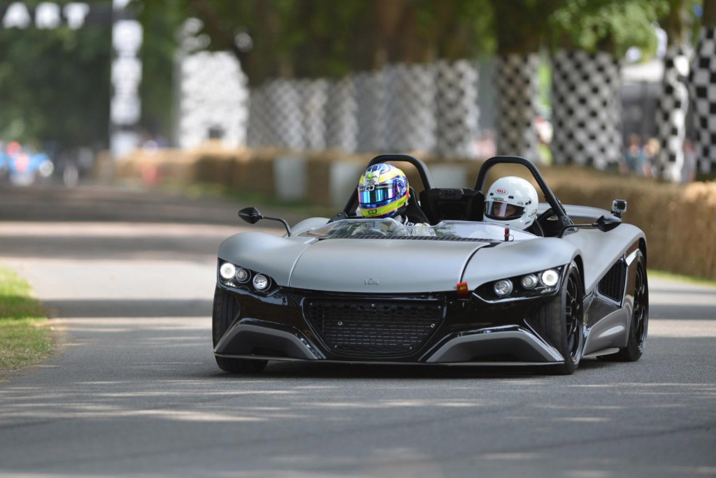 VŪhl 05 Live Photos From The 2013 Goodwood Festival Of Speed