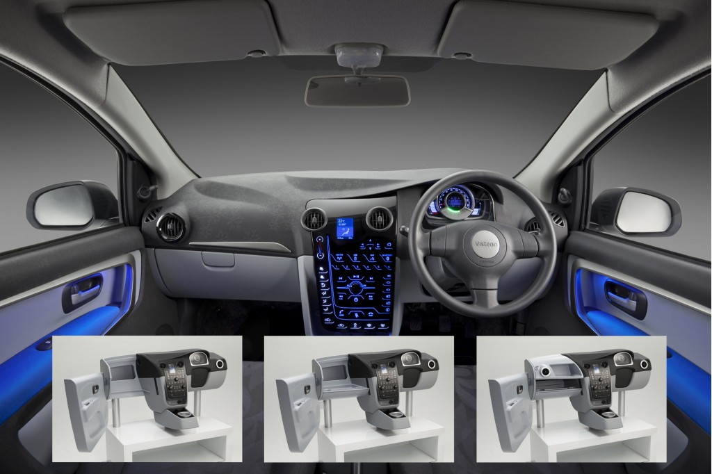 Visteon Looks To Emerging Markets Interiors For India