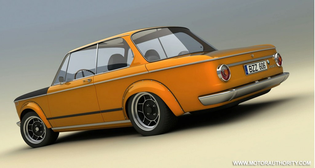 vizualtech pays homage to the bmw 2002 with new 3d renderings. Black Bedroom Furniture Sets. Home Design Ideas