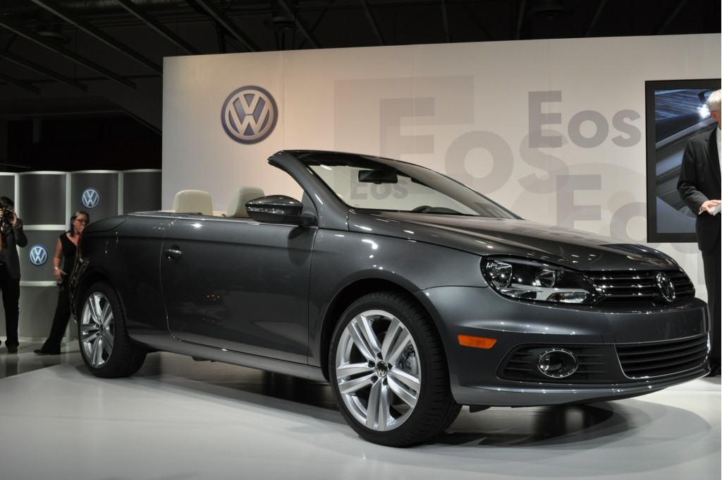 2012 volkswagen eos vw pictures photos gallery the car connection. Black Bedroom Furniture Sets. Home Design Ideas