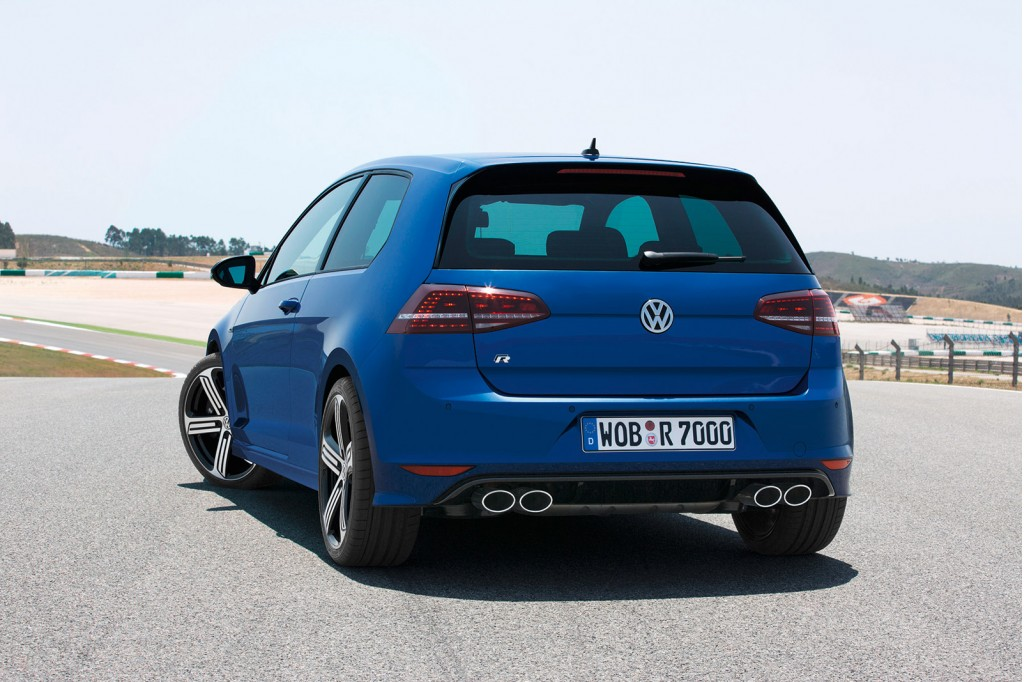 2015 Volkswagen Golf R Revealed Comes With 296 Hp Turbo Four