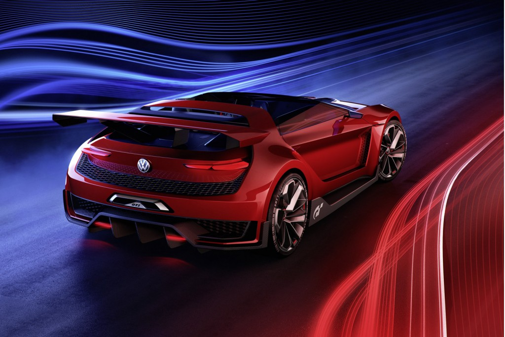 VW Bringing Golf R 400 And GTI Roadster Concepts To L.A.