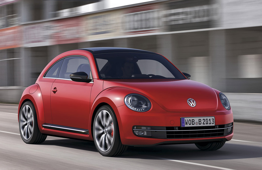 2012 volkswagen beetle revealed offers 40 mpg with diesel engine. Black Bedroom Furniture Sets. Home Design Ideas