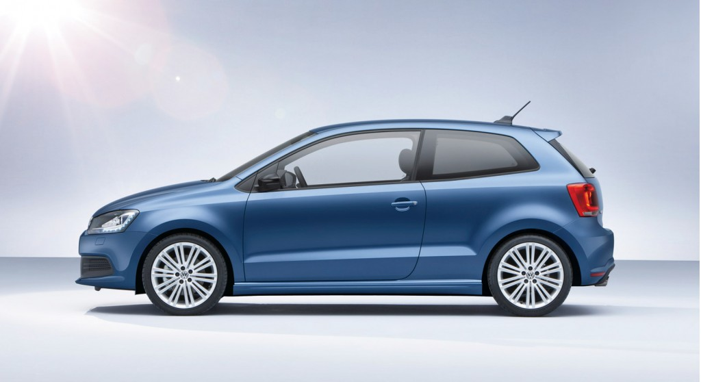 volkswagen polo blue gt is first car with four cylinder deactivation tech. Black Bedroom Furniture Sets. Home Design Ideas