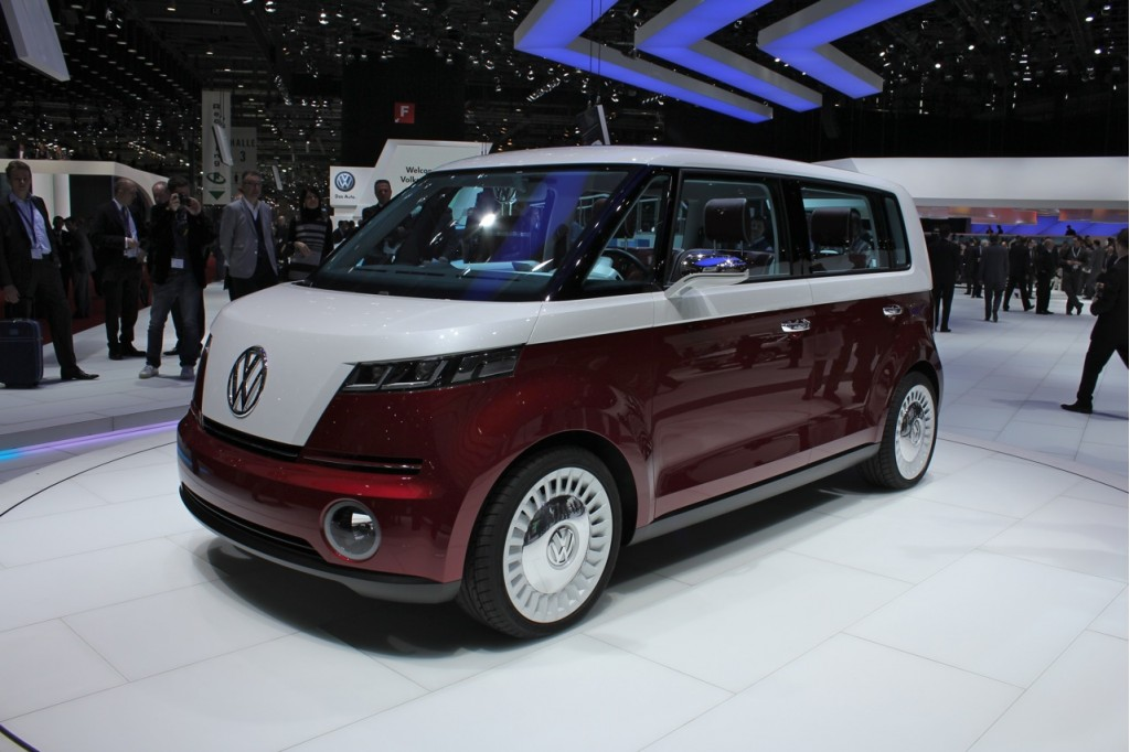 2011 volkswagen bulli concept live photos 2011 geneva motor show. Black Bedroom Furniture Sets. Home Design Ideas