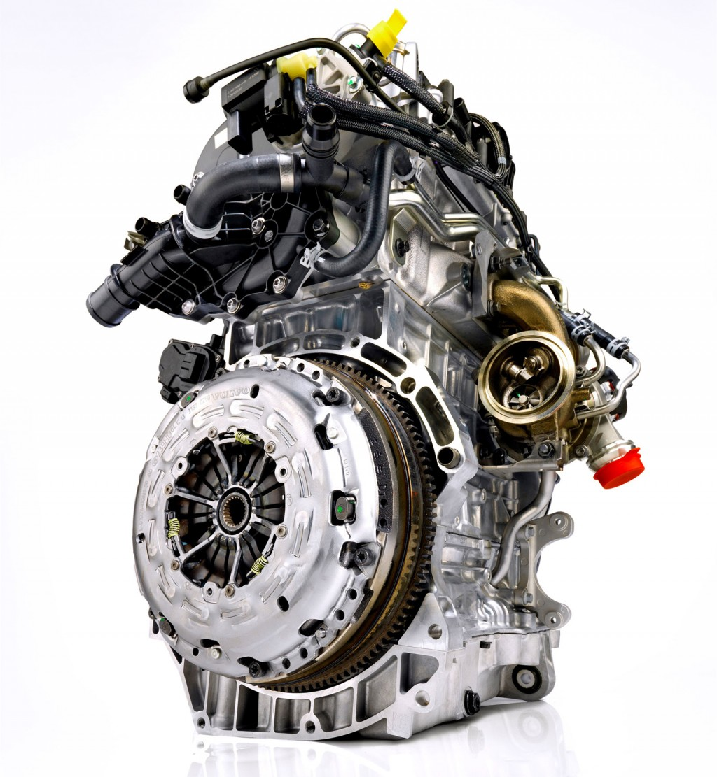 Volvo 3-Cylinder Engine Echoes Ford, BMW, Daimler & Others ...