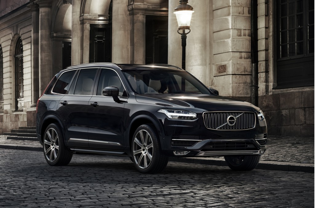 2016 volvo xc90 pictures photos gallery green car reports. Black Bedroom Furniture Sets. Home Design Ideas