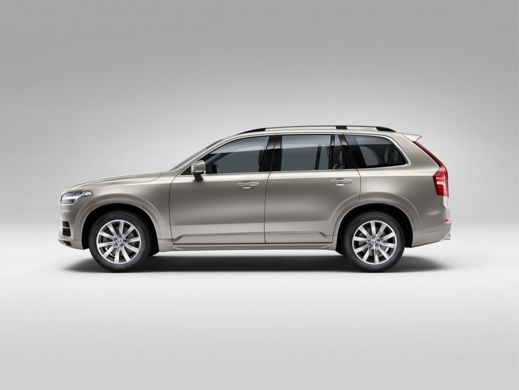 2016 volvo xc90 will be only seven passenger plug in hybrid. Black Bedroom Furniture Sets. Home Design Ideas