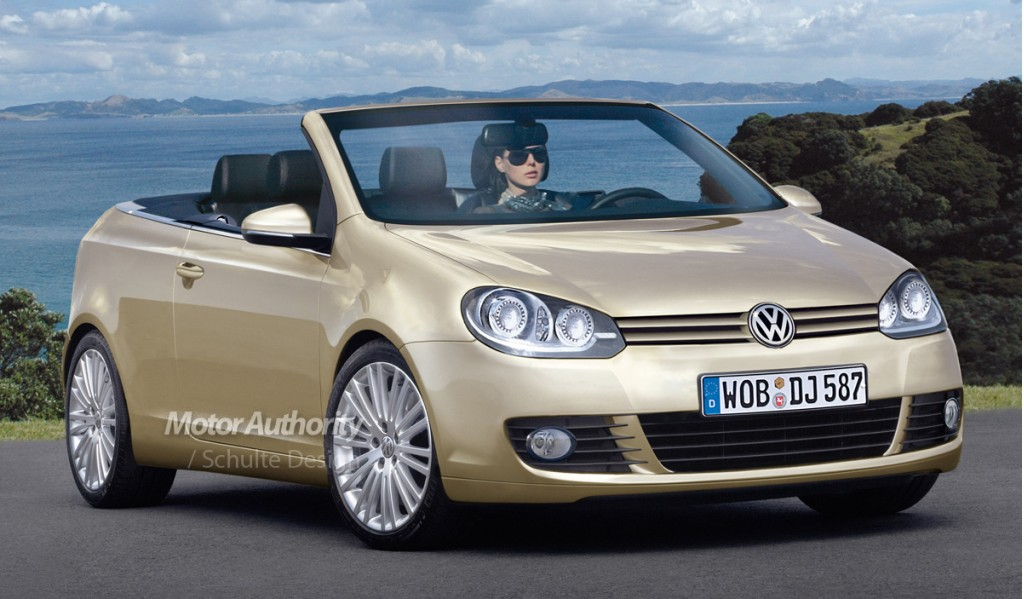preview 2009 volkswagen golf mark vi gti and cabrio. Black Bedroom Furniture Sets. Home Design Ideas