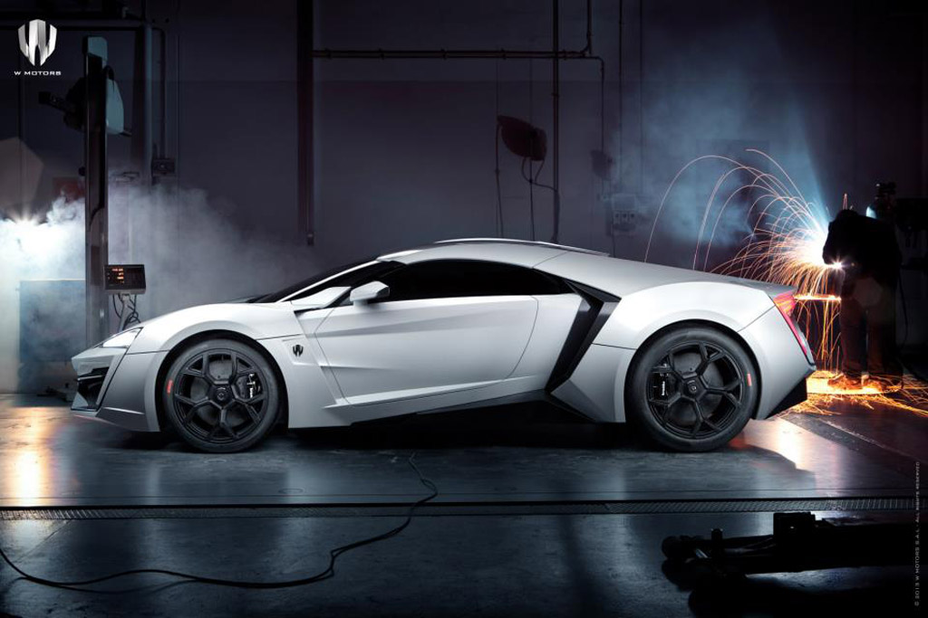 W Motors Lykan Hypersport 100417292