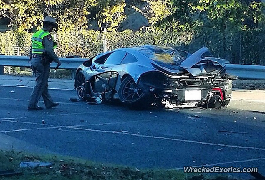 Mini Cooper Dallas >> 27-Year-Old That Crashed McLaren P1 Had Car For Less Than ...
