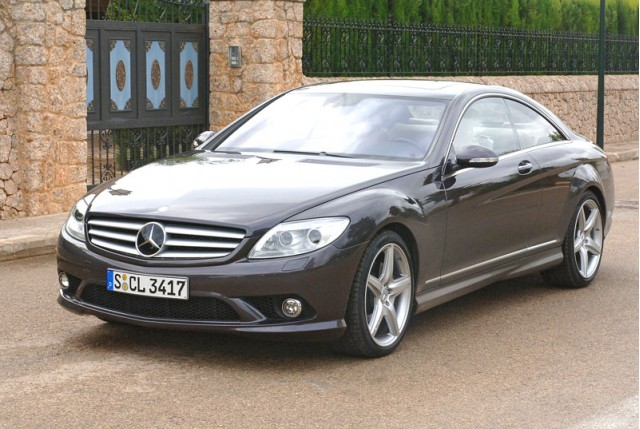 Review mercedes benz cl500 gallery 1 motorauthority for Mercedes benz cl500 review