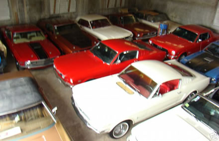 ebay collection of 103 mustangs parts for 950k. Black Bedroom Furniture Sets. Home Design Ideas