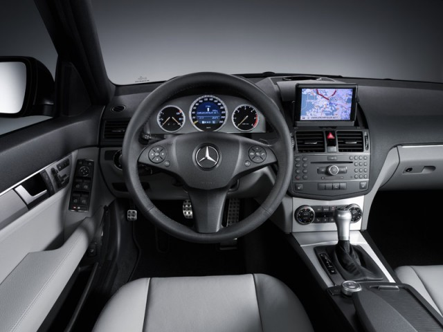 Video 2008 Mercedes C Class