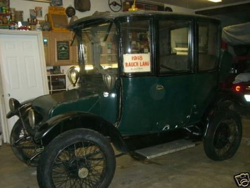 Rauch And Lang Electric Car For Sale