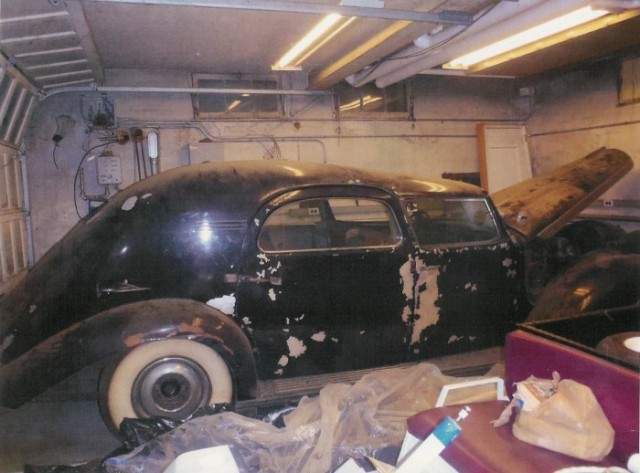 how to find a car to restore