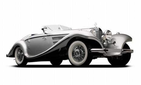 1937 Mercedes-Benz 540K Spezial Roadster