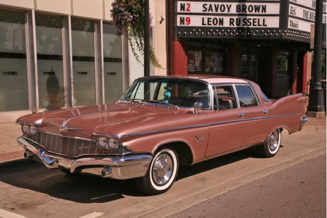 1960 chrysler imperial. Cars Review. Best American Auto & Cars Review