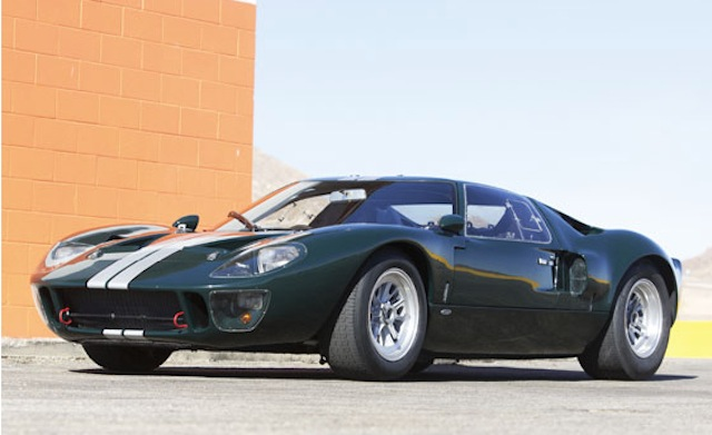 1965 Ford Gt40 Expected To Hit 3 Million At Auction