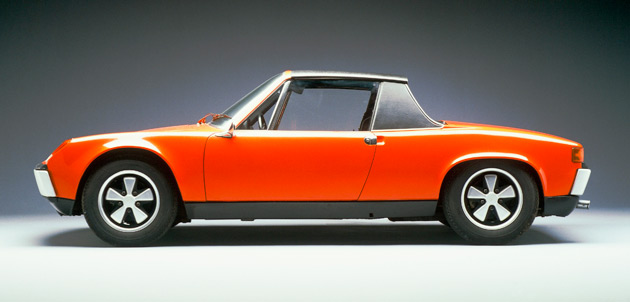To mark the anniversary, Porsche will display an ultra rare 914/8 once owned by Ferdinand Porsche