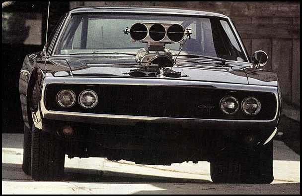 The 1970 Dodge charger Fast and the Furious
