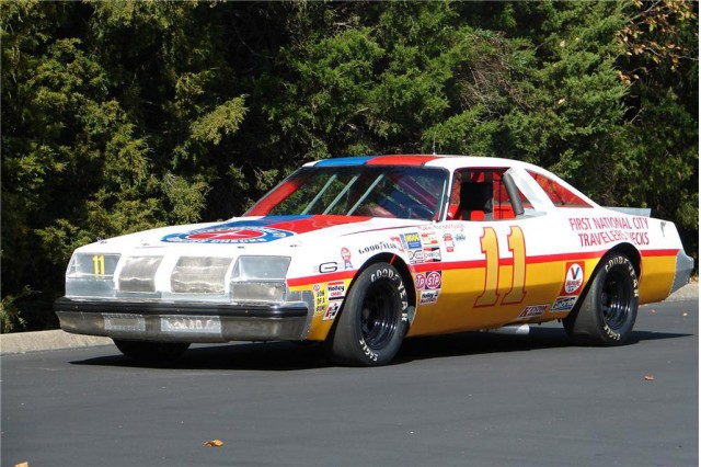 Rare Nascar Linked Cars Going On Sale At Barrett Jackson