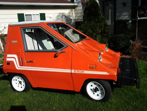 Tango Scooter Car For Sale http://www.greencarreports.com/news/1076642_electric-cars-are-not-coming-theyre-here-in-1974