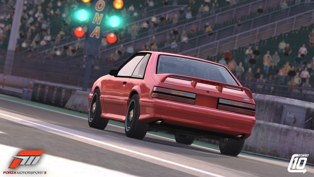Forza Motorsport 3 To Feature 1993 Cobra R Mustang New